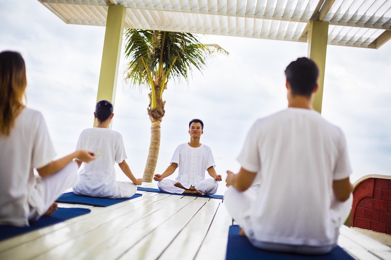 Yoga By The Sea - LVR Phu Quoc