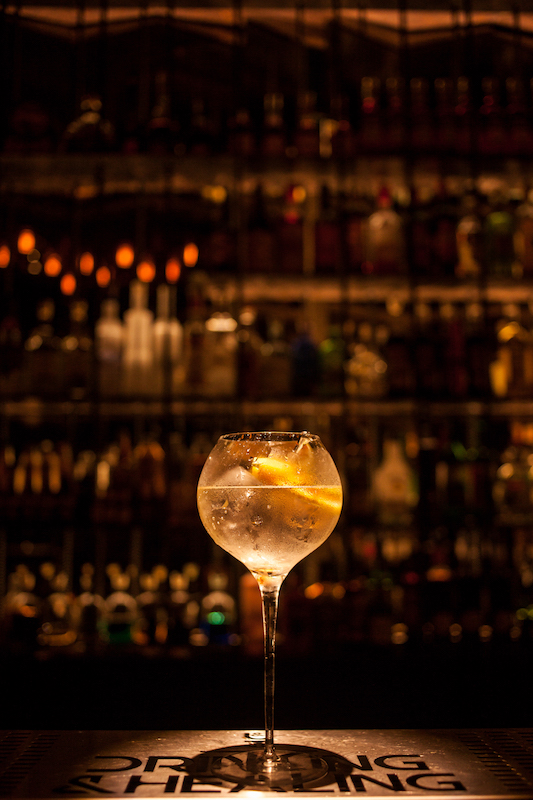 Oi VietNam - A classic gin _ tonic - Drinking _ Healing bar - November 2018 - IMG_2980
