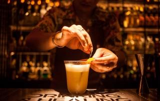 Oi VietNam - Bespoke bourbon drink - Drinking _ Healing bar - November 2018 - IMG_2967