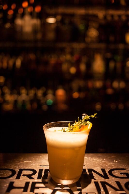 Oi VietNam - Bespoke bourbon drink - Drinking _ Healing bar - November 2018 - IMG_2976