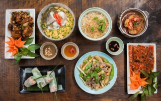 Oi VietNam - Ngoc Chau Garden Restaurant - November 2018 - IMG_2160