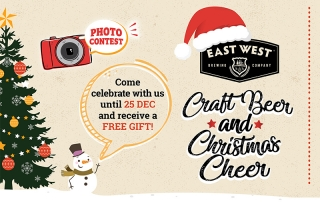 East West Giveaway