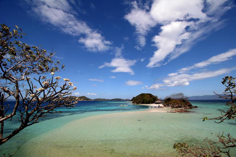 Malaroyroy Island - Image by Al Linsangan