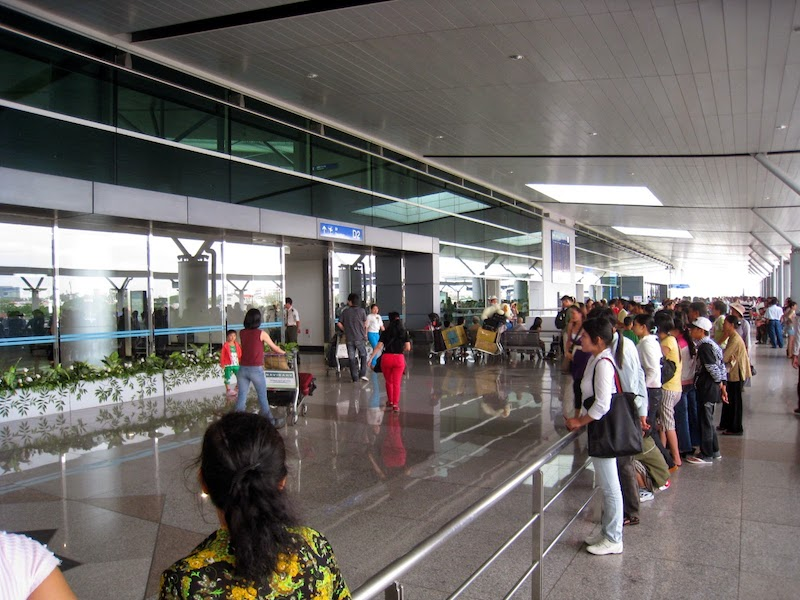 Tan Son Nhat aiport 1