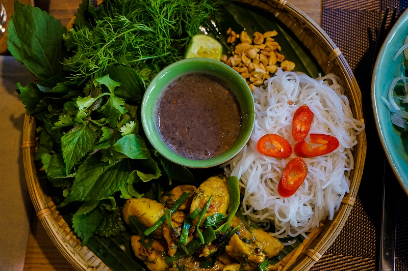 Hoi An - Spice Viet Restaurant - Cha Ca Hanoi - Image by James Pham-3