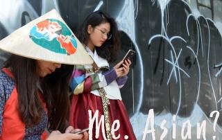 Me, Asian