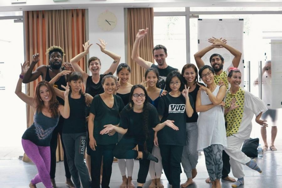 Dancers as Diplomats